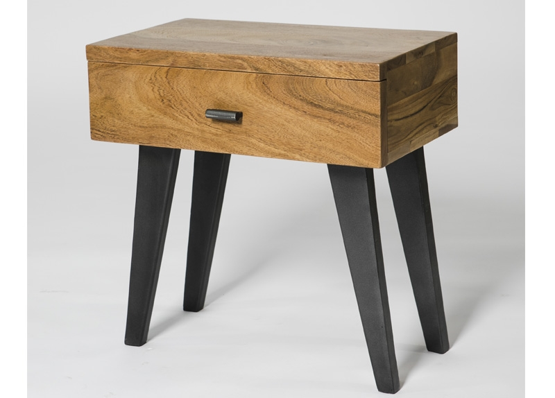 Augusta End Table With Drawer
